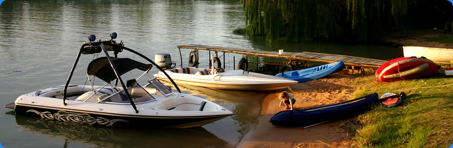 Boats & Marine Watercraft