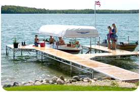 ShoreMaster Dock & Lift System