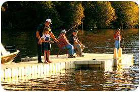 EZ-Dock Floating Dock System